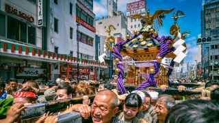 Asakusa's Sanja Festival Is Almost Upon Us! Act Fast!