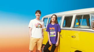 유니클로 쇼핑!  디즈니 픽사가 유니클로와 만났다. 그래픽 티셔츠 'UT시리즈'