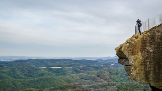 Chiba's Mount Nokogiri (鋸山): Stand on a Saw Tooth and Get a Look at Hell