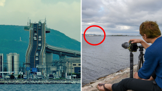 The Eshima Ohashi Bridge: Behind The Scenes