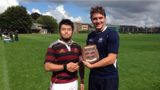 The World University Rugby Invitation Tournament 2019 in Tokyo