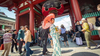 D'Asakusa à Kita-Senju en un clin d'oeil: Promenade dans la Shitamachi de Tokyo avec le...