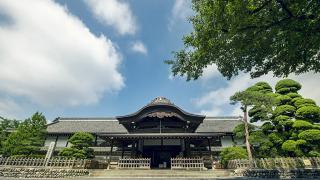 The Kawagoe Castle in Saitama