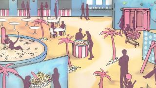 沒有最狂只有更狂 原宿期間限定珍珠奶茶樂園