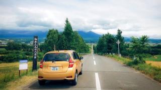 【2019 JKS 日產租車體驗實記】北海道篇:是花,也是雨