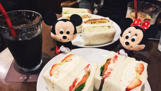 Local Favourite at Sapporo's Saera Cafe Specialised in Sandwiches