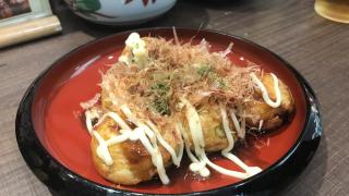 오사카의 3대 타코야키  '쿠쿠루(くくる)' 후쿠오카에서도 먹자!