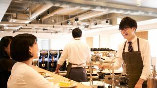 식사 예약이 가능한 긴자의 '스타벅스 리저브 스토어'