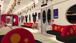 東京迪士尼渡假區線 新款列車Type C將於2020年登場
