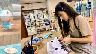 【JKS川崎體驗】藤子不二雄博物館與古民家  藍染體驗好好玩