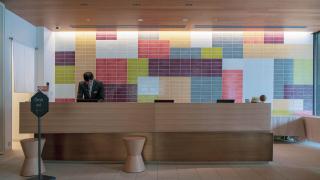 Un hôtel coloré: Hotel Intergate Kanazawa