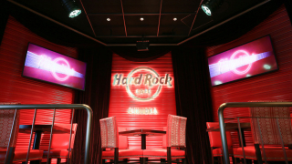 후쿠오카에서 아메리카 락 감성을 느끼고 싶다면 'Hard Rock cafe(하드락 카페)'로!