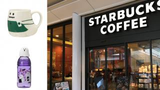 【期間限定系列】2019星巴克STARBUCKS萬聖節限定搗蛋鬼黑貓杯系列