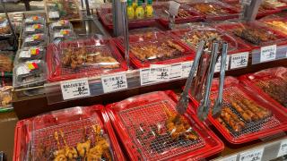 후쿠오카 캐널시티 근처 24시간 마트! 기념품,식품,야식 쇼핑하기 딱 좋은 곳