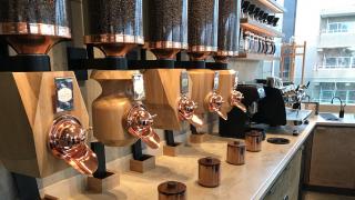 The Starbucks Reserve Roastery Tokyo in Nakameguro