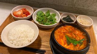 후쿠오카에서 든든한 한국정식을 먹고싶을때는! 다이묘 한끼(HANKKI)로!