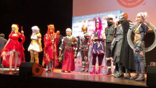 A Look at the Cosplay of Magic Kyoto 2019