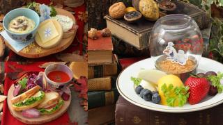 (內附菜單)日本期間限定《冰雪奇緣2》咖啡廳 誰會捨得吃這麼可愛的雪寶肉丸飯!