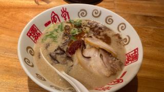 후쿠오카 3대 라멘 맛집 잇푸도라멘(一風堂ラーメン) 다이묘본점