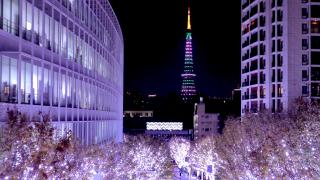 絕對不能錯過的「六本木之丘聖誕嘉年華」 看完70萬顆藍白燈飾再逛日本歷史最悠久的聖誕市集