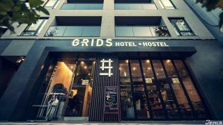 東京小資住宿推薦:上野體驗道地日本  GRIDS TOKYO UENO HOTEL + HOSTEL(同場加映劍玉表演)