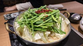 후쿠오카 대표 음식 모츠나베 현지인 맛집 '쇼라쿠(笑楽)'!!