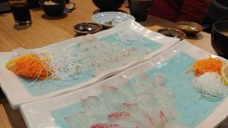 후쿠오카 낚시로 직접 잡은 물고기를 즉석 요리 해주는 곳! 텐진 'ざうお(자우오)'