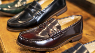 Haruta's Made-in-Japan Loafers Offer Just the Right Mix of Style and Quality