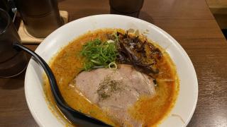 고소한 탄탄멘이 먹고 싶을 땐! 캐널시티 맛집 '라멘지난보(らーめん二男坊)'