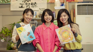 Washi Paper Craft Workshop at Toyota City