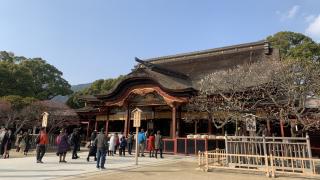 후쿠오카에서 당일치기로  가기 좋은 곳. 다자이후 텐만궁 (太宰府 天満宮)