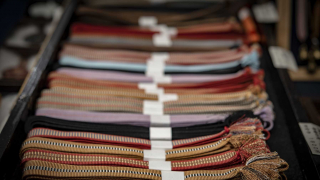 Sanadahimo: Japanese Traditional Woven Straps
