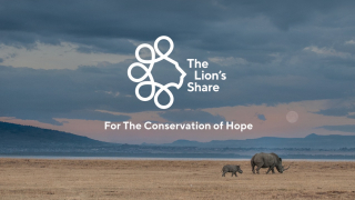 Pay The Animals Their Share That They Deserve! The Lion's Share