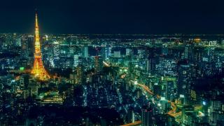 定番観光スポット 東京タワー