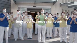 코로나19 광고소개 #Stayathome 스페인공영방송사(RTVE)의 코로나 인식 캠페인