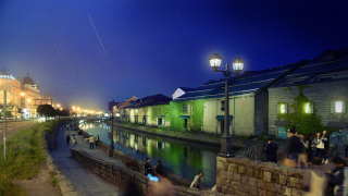 Hokkaido - Otaru Canal (小樽運河) - An Otaru Must-See