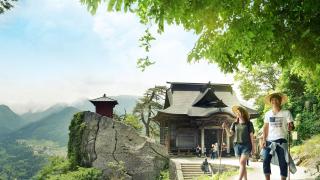 Yamagata - Yamadera - Hikes & Mountaintop Temples