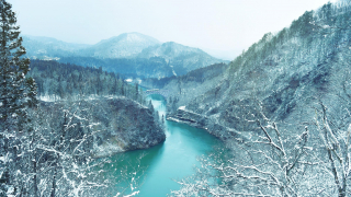 Fukushima - The Tadami Line - An Otherworldy Train Ride