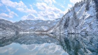 Fukushima - Tadami - Lake Tagokura