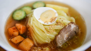 Iwate - Morioka - Morioka Reimen Noodles