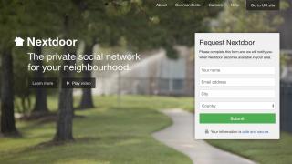 隣人とコンタクト?コロナが産んだソーシャルメディア。NEXTDOORとは