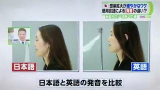 日本のコロナ感染が少ない理由は日本語のおかげ?