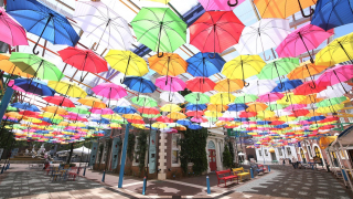 5 Popular Umbrella Sky Spots in Japan - A New Way to Enjoy Rainy Season