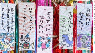 夏日祭典轉戰網路!日本神社聯手插畫家  超可愛七夕許願竹誕生