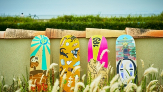 New Ghibli Skateboard Decks in Tokyo - Hit the Streets with Catbus Beneath Your Feet!