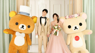 A Rilakkuma Bridal Fair Means a Rilakkuma Wedding ・ Only in Japan Does Marriage Get This...