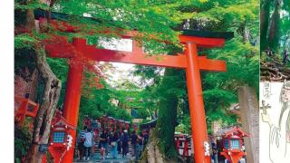 貴船神社:京都著名戀愛結緣聖地  藏著日本最恐怖傳說
