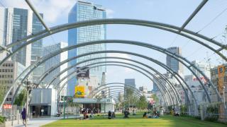 涉谷宮下公園:東京約會購物新景點  吉卜力休閒品牌GBL首店進駐