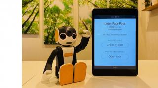 不只郭董口罩!日本夏普聯手東京青年旅館  AI機器人同抗新型肺炎疫情