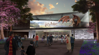 Updates From the New Harry Potter Tokyo Theme Park - Goodbye Toshimaen, Hello HP in 2023!